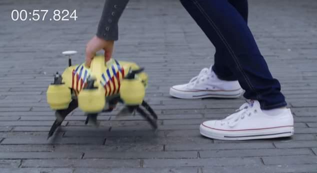 ドローンが救急医療を変える! AED搭載の救急救命ドローン「Ambulance Drone」 6番目の画像