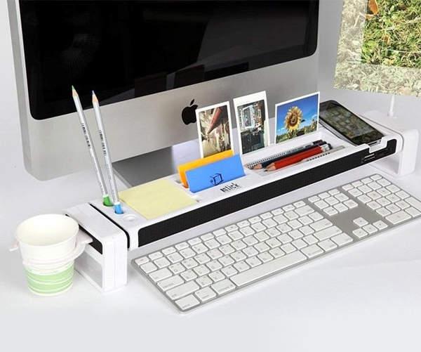 ちょっとしたグッズを利用してデスクを気持ち良い空間に! 楽しく仕事ができそうな理想のデスク5選 6番目の画像