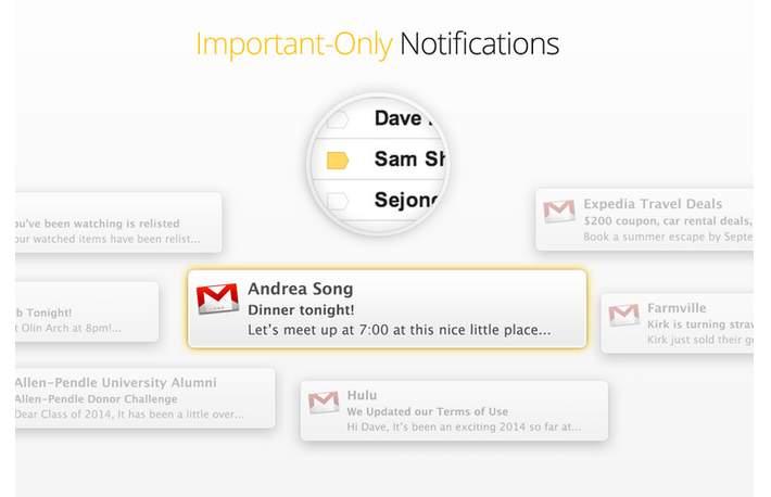 Macユーザーの皆様、お待たせしました! GmailのMacクライアントが開発中 5番目の画像