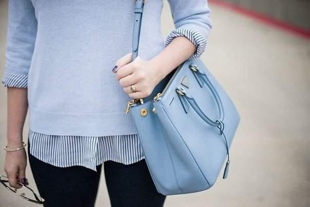 色を味方に服を楽しむ。いつでも人気のパステルカラー、1番優秀なのは「水色」です 1番目の画像