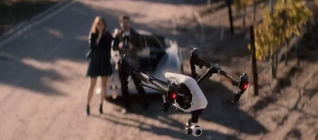 1km以上の飛行、高性能なカメラ、そして変形…かっこ良すぎる空撮ドローン「Inspire 1」 3番目の画像