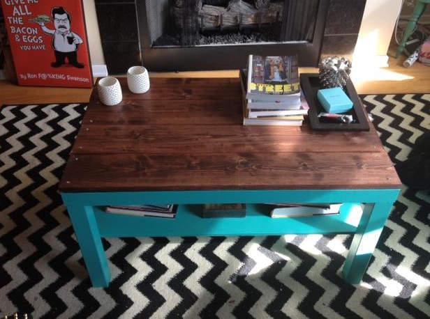 お手軽DIYなら「IKEAハック」。IKEAの家具にひと手間加えたら理想の家具になりました 3番目の画像