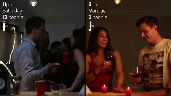 """まるでDJのよう。部屋の""""雰囲気""""にマッチした音楽を自動で流してくれるプレイヤー「Prizm」 4番目の画像"""