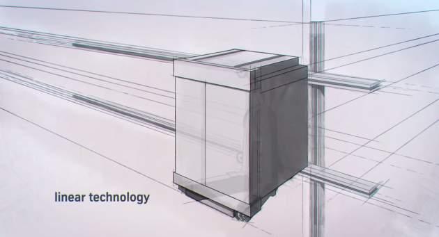 エレベーター業界に激震! 磁力で左右の移動も可能にした次世代エレベーター「MULTI」 2番目の画像