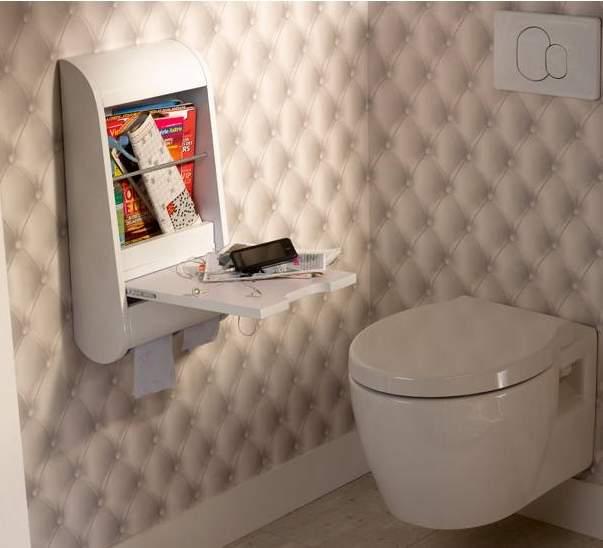 リラックスできるトイレのつくりかた。トイレを居心地のいい空間に進化させるインテリア3選 1番目の画像