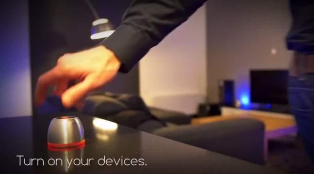 リモコンなんて必要ない。スマホと連携してジェスチャーで操作できる「SPIN remote」 4番目の画像