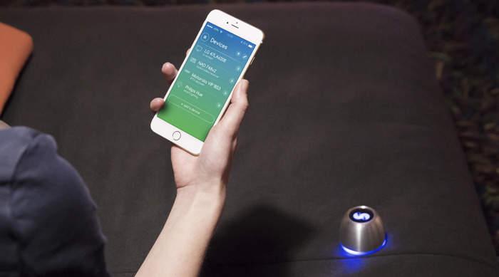 リモコンなんて必要ない。スマホと連携してジェスチャーで操作できる「SPIN remote」 6番目の画像