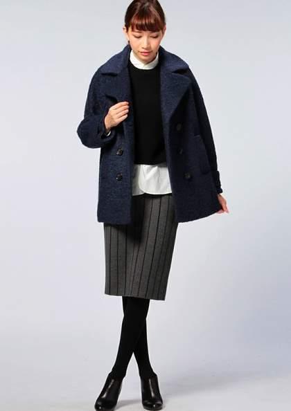 冬服の主役はコート。通勤に使える「オンの日コート」と遊びを効かせた「オフの日コート」をどう使う? 3番目の画像