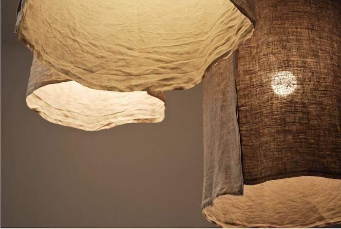 ランプの影を上手く使って落ち着く空間をつくろう。DIYで作るぬくもりランプシェード 1番目の画像