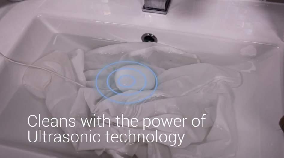 もう大きな洗濯機は必要ありません。ポータブル洗濯機「Dolfi」が洗濯の常識を変える 2番目の画像