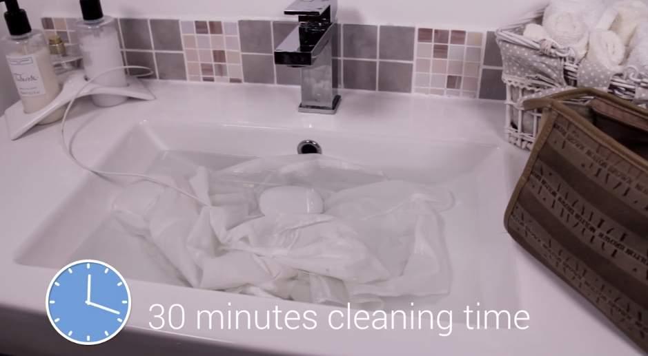 もう大きな洗濯機は必要ありません。ポータブル洗濯機「Dolfi」が洗濯の常識を変える 4番目の画像