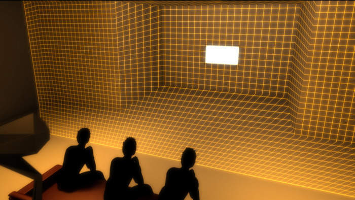 個人で楽しむ時代はもう終わり。部屋全体をVR空間に変える次世代VRデバイス「IMMERSIS」 3番目の画像
