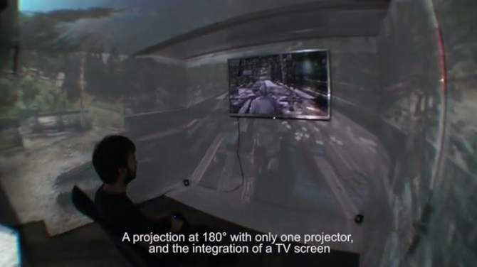 個人で楽しむ時代はもう終わり。部屋全体をVR空間に変える次世代VRデバイス「IMMERSIS」 4番目の画像