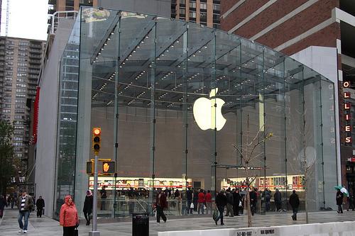 Appleの本格的な中国市場攻略が始まる? Apple Storeを新たに5店舗オープンする予定 1番目の画像