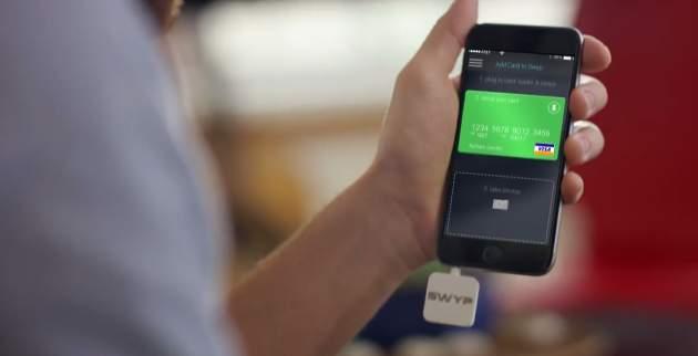 「汚」財布問題に終止符を! 財布の中のクレカを一つにまとめられるカード型ガジェット「Swyp」 5番目の画像