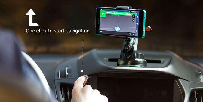 ちょっとした便利をあなたの手元に。スマートフォンをクリックで操作できるリモコン「Qmote」 5番目の画像