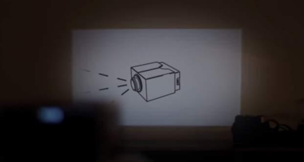 あなたのお家を映画館に! スマホ動画を手軽に投影できるDIYプロジェクターキットが便利かも 4番目の画像
