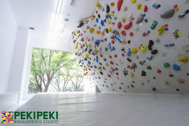 会社終わりにサクッと登ろう! 渋谷から行けるボルダリングジムまとめ 2番目の画像