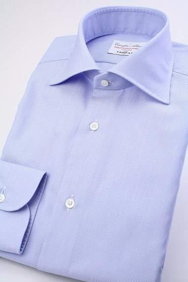 デキる男はこの5種類を持っている。ワイシャツは色とデザインに気を配るべし 3番目の画像