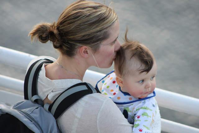 新しい出勤スタイル「子連れ出勤」は、働くママだけでなく会社にもメリットをもたらす 1番目の画像