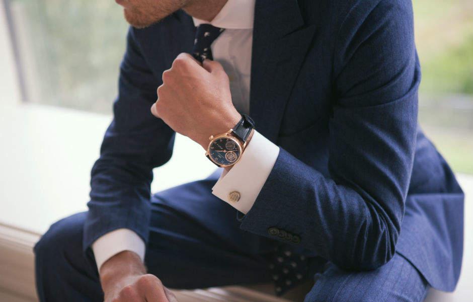 「ピークトラペル」のスーツは仕事時に着用してOK? 知ってそうで意外と知らないスーツのマナー 1番目の画像