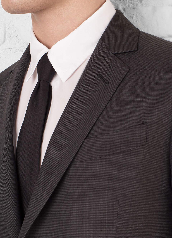 「ピークトラペル」のスーツは仕事時に着用してOK? 知ってそうで意外と知らないスーツのマナー 2番目の画像