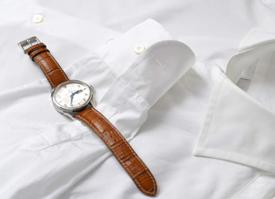 スーツに合う時計を選ぶなら。デザイン性・品質に定評がある、海外の定番ブランドが外せない! 2番目の画像