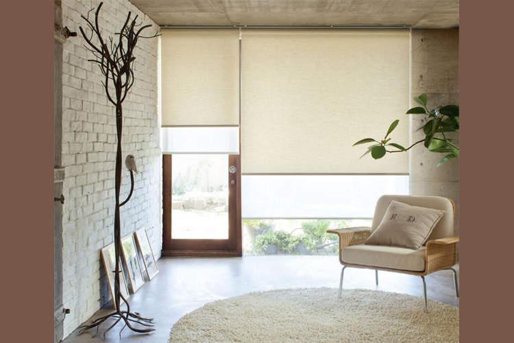 「ドレープカーテン」や「ブラインドカーテン」その違いはなに? 種類別の定番カーテンまとめ 5番目の画像