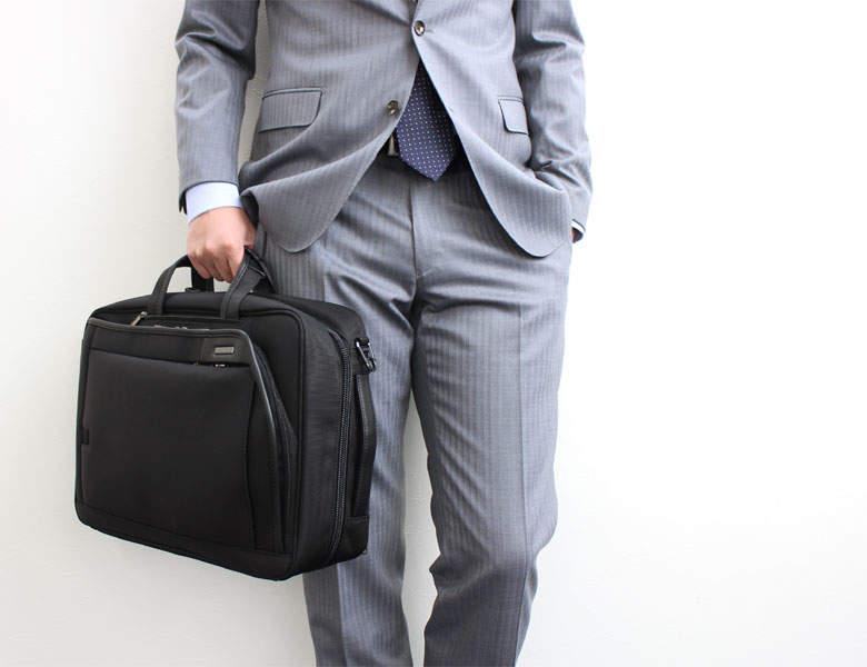 働く男を力強くサポート。機能的に優れたビジネスバッグを手がけるブランド3選 1番目の画像