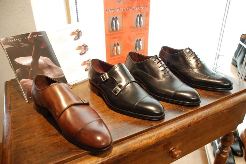 ビジネスシューズにこだわる大人はカッコいい。一生使える高品質な一足として人気のブランド4選 4番目の画像