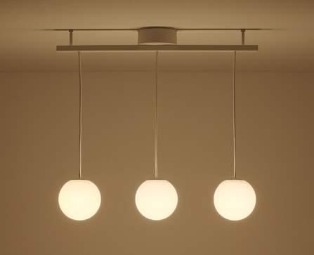 陰影をもたらす小さな灯の魅力。シンプルなのに個性的なペンダントライト3選 3番目の画像
