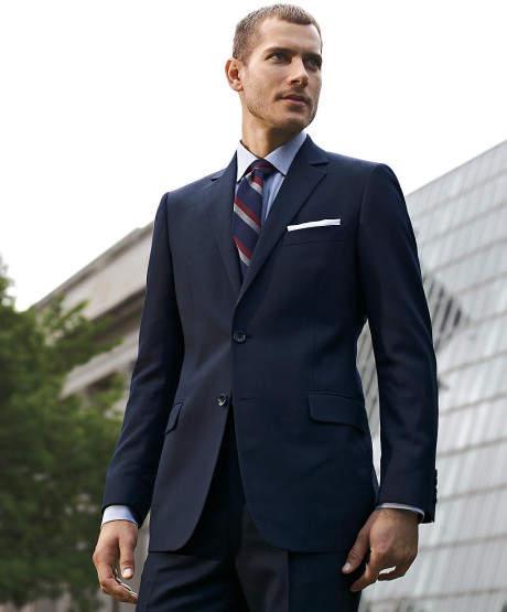 定番のスーツスタイルにトレンドを。今年の春は「クラシックなアメリカンスタイル」が人気の兆し 1番目の画像