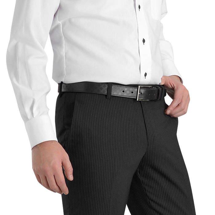 スーツに合うベルトの選び方とは? 4つの条件を押さえておけば失敗しない一本が手に入る! 2番目の画像