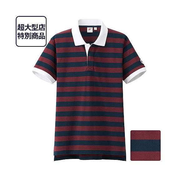 今年も完売必至のアイテムに。ポロシャツは「マイケル・バスティアン氏×ユニクロ」の一枚で決まり! 3番目の画像