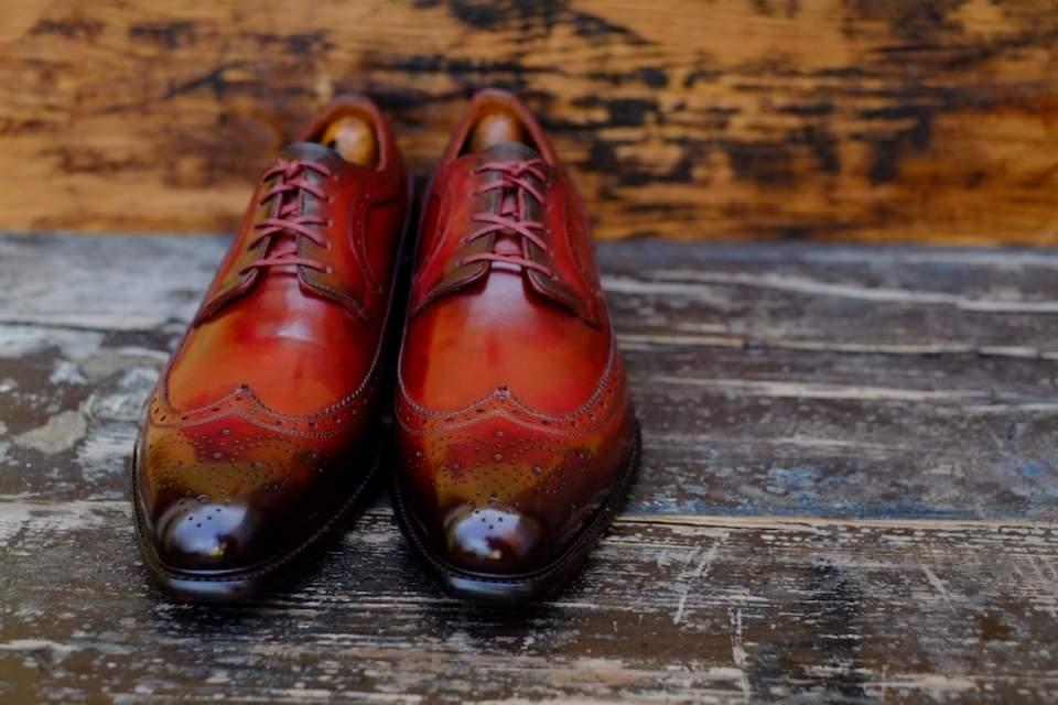 雨に濡れた革靴はどうやって手入れすればいい? 誰でも簡単にできる革靴のケア方法まとめ 1番目の画像