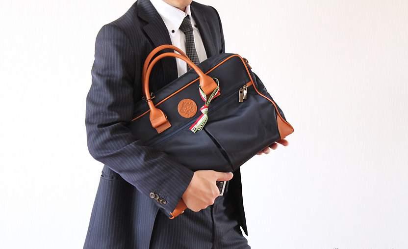 相棒となる「ビジネスバッグ」の選び方。5つの基準を守れば、間違いのない一品が必ず見つかる! 3番目の画像