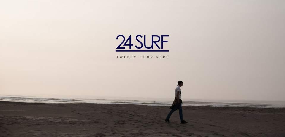 春のファッションアイテムを探しているなら。「24 SURF」のパーカーとシャツは要チェック! 1番目の画像