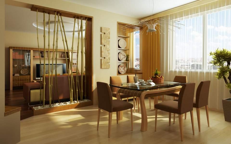 窮屈さとは無縁の、快適な部屋作りを支える間仕切り。パーテーションを用いた空間活用実例3選 3番目の画像