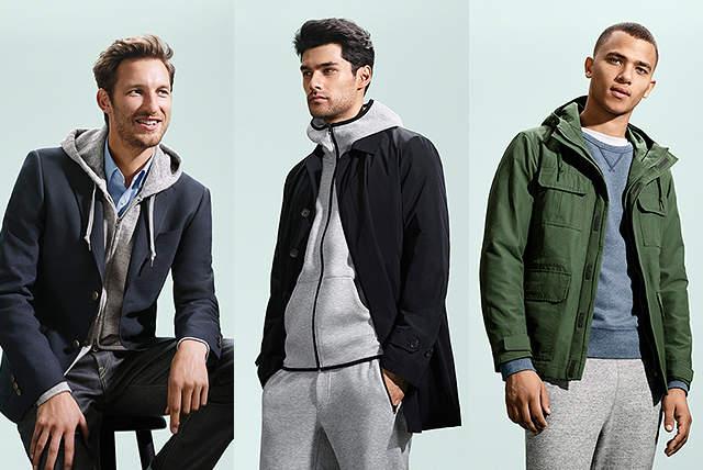コスパ重視で「スウェットパーカー」を選ぶなら。デザインにも力を入れ始めたユニクロの一着が外せない 1番目の画像