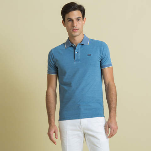 トレンドカラーと伝統あるデザインが融合。ラコステが提案する、今年のポロシャツスタイル 1番目の画像