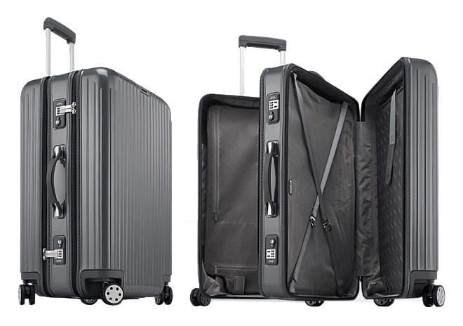 意外と破損することが多いスーツケース。どうせだったら丈夫で良いものを購入しよう 2番目の画像