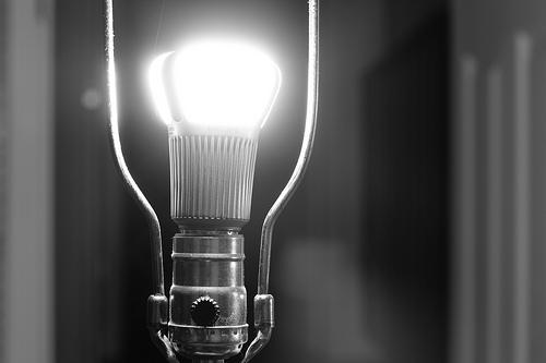 インテリア的にもメリットがたくさん。部屋の照明をLED電球に変えれば、部屋が美しくなるかも 1番目の画像