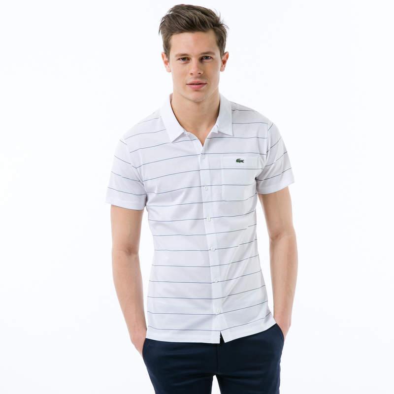 ポロシャツの「LACOSTE(ラコステ)」。なぜラコステのポロシャツは人気なの? 2番目の画像