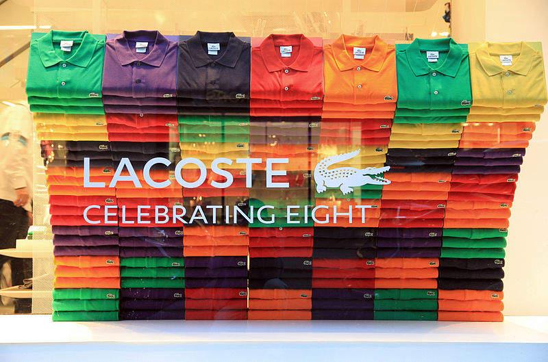ポロシャツの「LACOSTE(ラコステ)」。なぜラコステのポロシャツは人気なの? 4番目の画像
