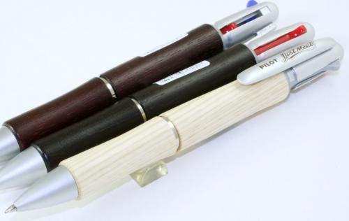 木の温もりを感じられる逸品がここに。見た目も機能も美しい木製ボールペン3選 2番目の画像