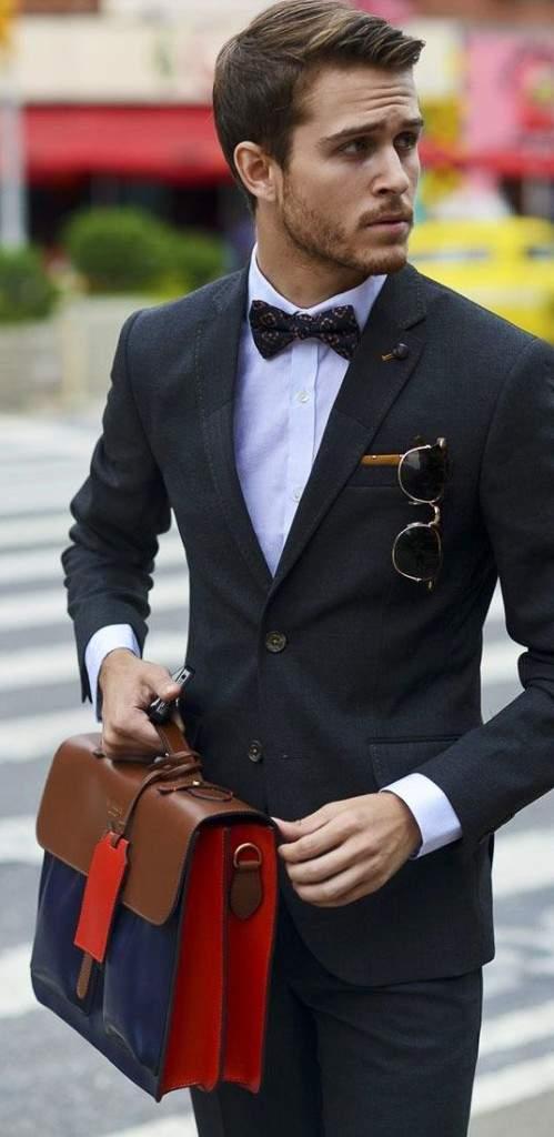 男ならおしゃれに生きろ! 一味も二味も違うビジネスマンになるためのメンズバッグ特集 4番目の画像