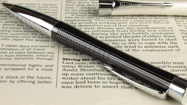 高級ボールペンといったらこの4社。高いクオリティで愛され続けるボールペンメーカー 4番目の画像