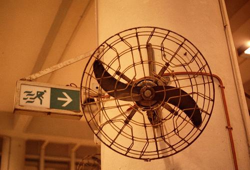 夏本番はもうすぐそこ。今の時期にチェックしておきたいデザインが優れた扇風機 1番目の画像