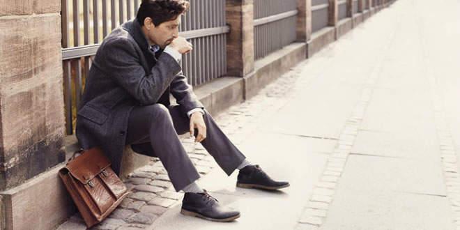 デキる男はバッグから違う。大人メンズの手元には上質な「レザーバッグ」がおすすめ。 1番目の画像