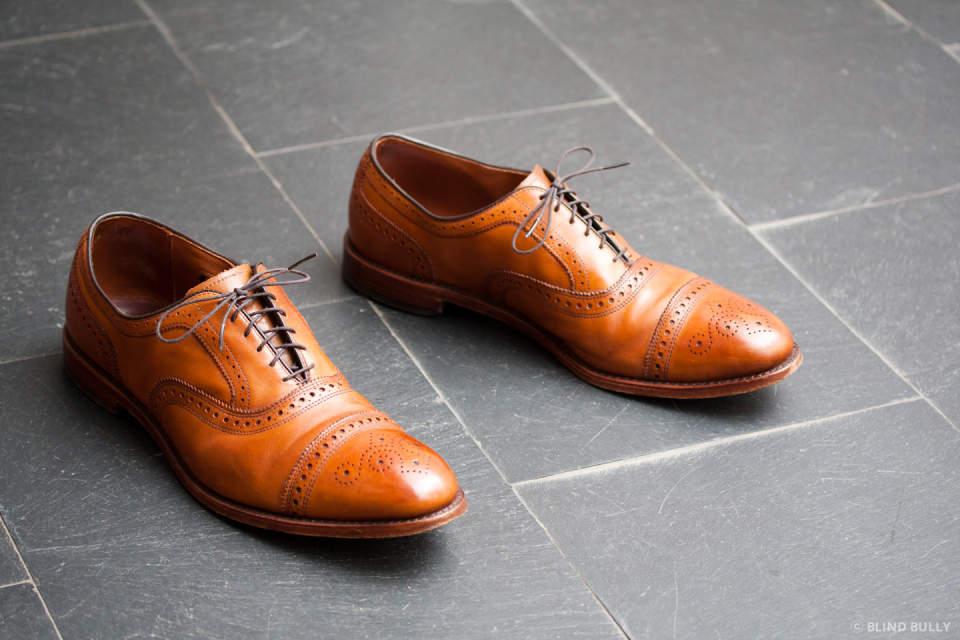 日本で働く紳士達に贈る。違いの解る男のビジネスシューズには最高級ブランドの逸品を。 4番目の画像